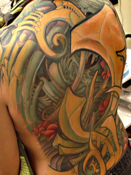 Red Skull Tattoos Artist Galleries Alex Image 1